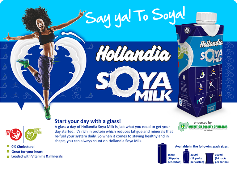 Hollandia Soya Milk