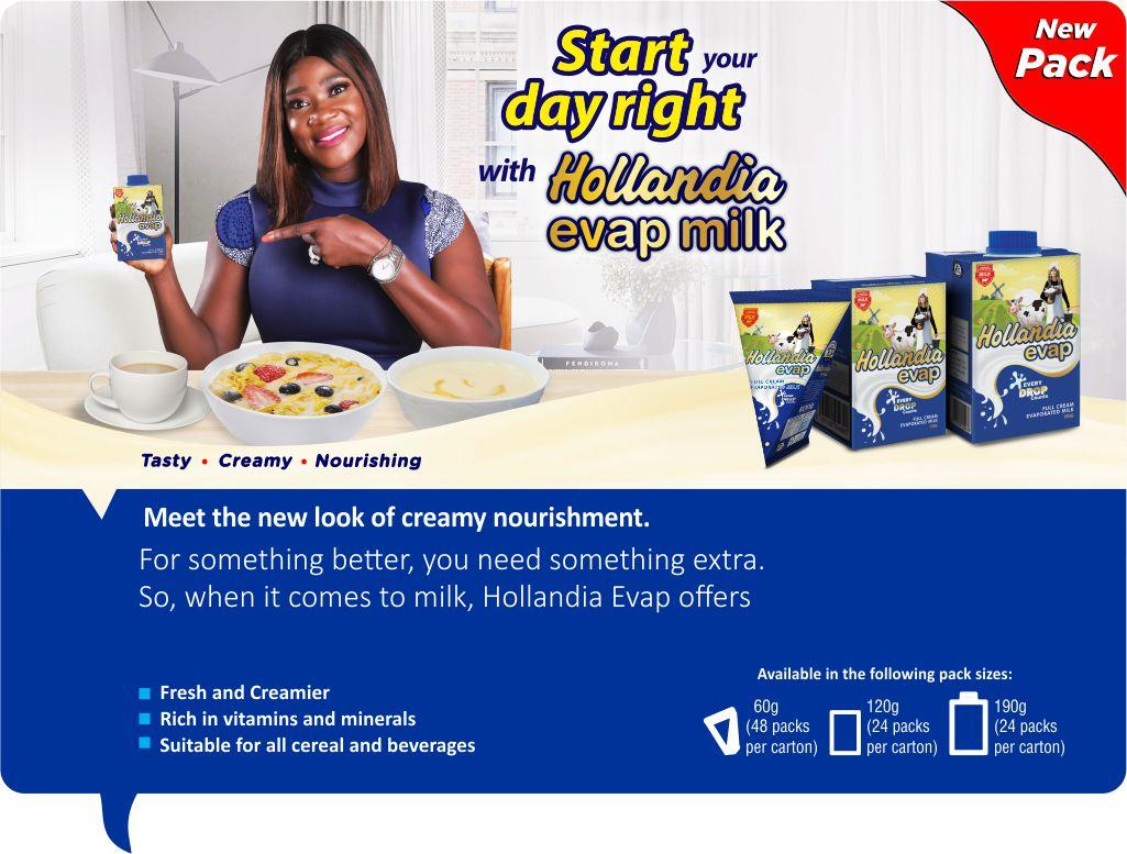 Creamy Tasty delicious Milk in Nigeria